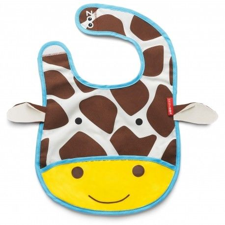 Bavoir girafe Skip Hop