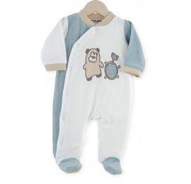 Pyjama Ours et Tortue Kinousses