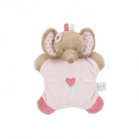 Fatsie Rose l'éléphant Nattou