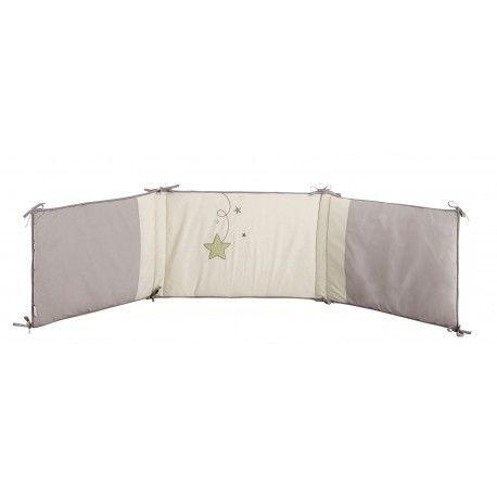 Tour de lit Pluie d'étoiles P'tit Basile