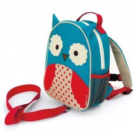 Mini sac à dos harnais Hibou SKIP HOP zMLiK1nZM