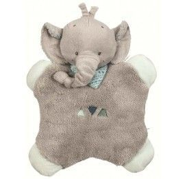 Flatsie Jack l'éléphant Nattou