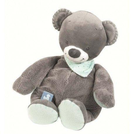 Peluche Jules l'ours Nattou