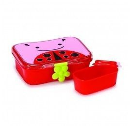 Lunch box Coccinelle