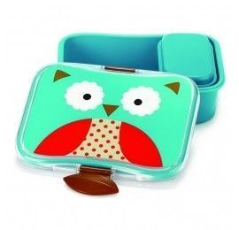 Lunch box hibou