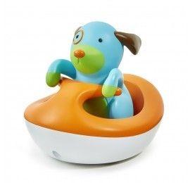 Jouet de bain Chien sur Hors-bord Skip Hop