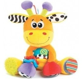 Playgro peluche Mon amie la Girafe