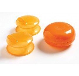 Capuchon bec pour tasse orange Mastrad Baby