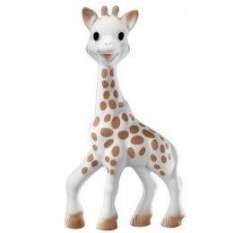 Sophie la girafe en boîte cadeau pas cher