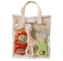 Sac cadeau Sophie la girafe pas cher