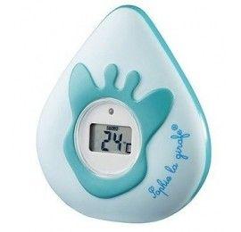 Thermomètre de bain et d'ambiance Sophie la girafe