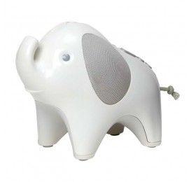 Veilleuse Eléphant Blanc