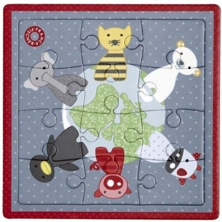 Puzzle 12 pièces Frey Franck&Fischer