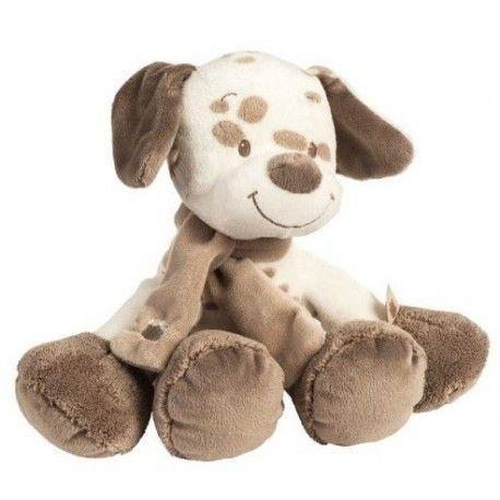 Peluche Max le chien Nattou