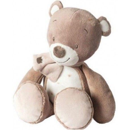 Peluche Tom l'ours Nattou