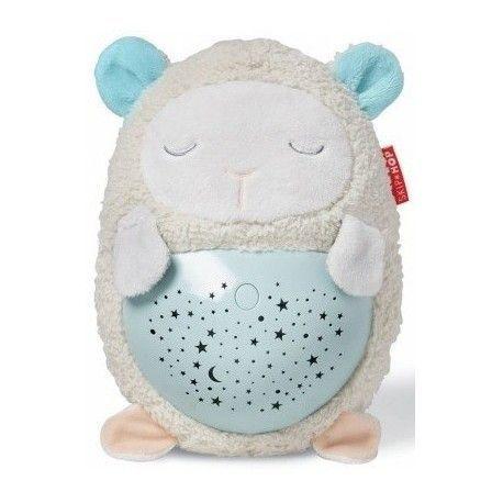 Veilleuse câlin mouton Skip Hop sans la housse de protection sur le ventre de mouton