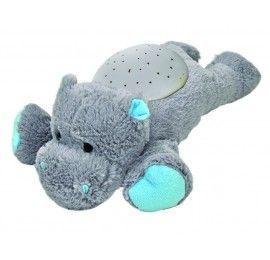 Veilleuse Twilight Buddies Hippo Cloud b