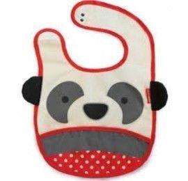 Bavoir panda Skip Hop