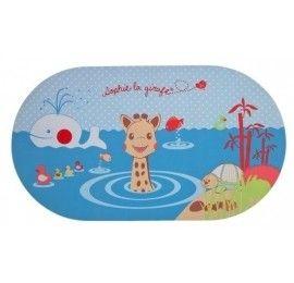 Tapis d'eau Sophie la girafe