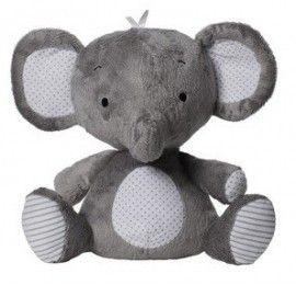 Grande peluche éléphant gris Playgro