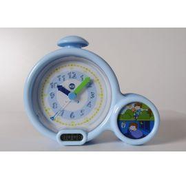 Mon premier réveil Kid Sleep Clock Bleu Claessens'Kids