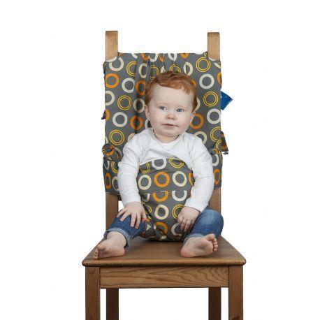 Chaise nomade bébé Zest Totseat