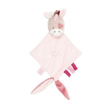 Mini doudou Jade la licorne Nattou