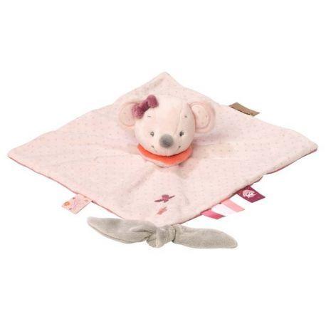 Doudou Valentine la souris Nattou