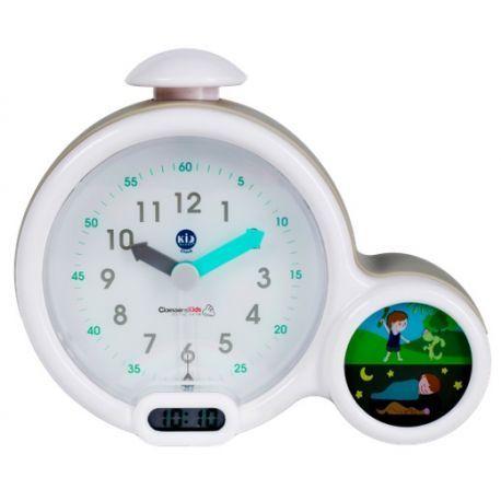 Mon premier réveil Kid Sleep Clock Gris Claessens'Kids