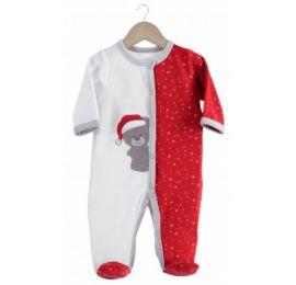Pyjama de Noël et bonnet pas cher