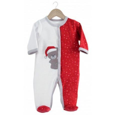 Pyjama de Noël et bonnet