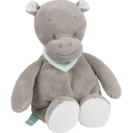 Peluche Hippopotame Hippolyte