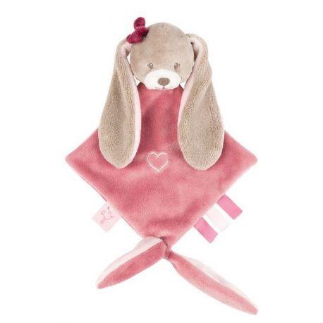 Mini doudou Nina le lapin