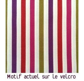Pattes Velcro Petit Pea