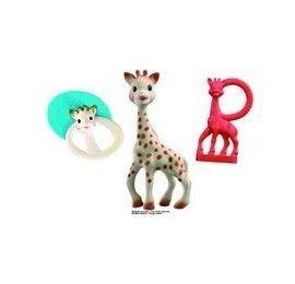 Nouveau Set de naissance Sophie la girafe