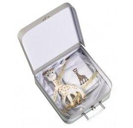 Valisette cadeau Sophie la girafe