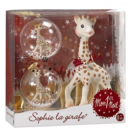 Mon premier Noël Sophie la girafe