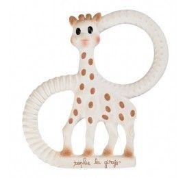 Anneau de dentition version souple Sophie la girafe So Pure