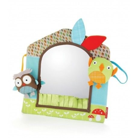 Miroir d'activités Treetop Friends