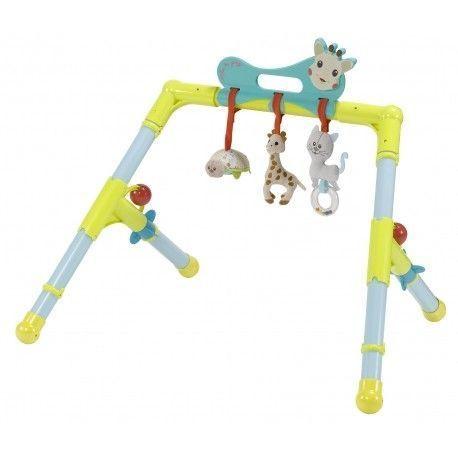 Evolu'Portique Sophie la girafe