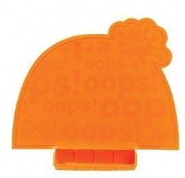 P'tit set de table orange Mastrad Baby