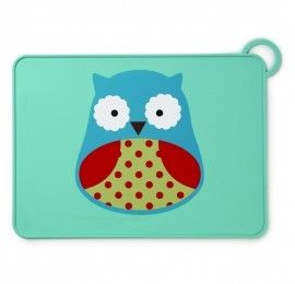 Set de table ZOO Hibou