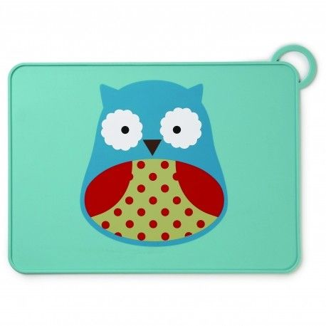 Set de table ZOO Hibou Skip Hop