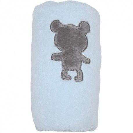 Couverture Bleue 75*100cm Baby Calin