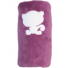 Couverture Prune 75*100cm BabyCalin