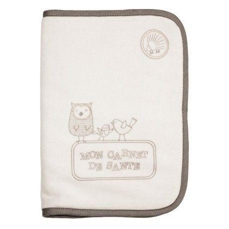 Protège carnet de santé Nanou Baby Calin